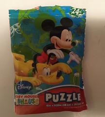 Puzzle lot