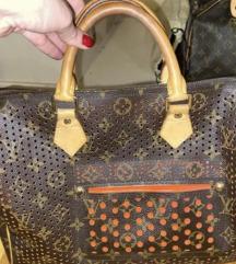 Louis Vuitton speedy original perforated