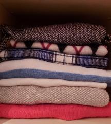 Šalovi i džemperi