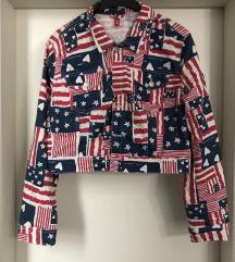 H&M jaknica traper kroj-42