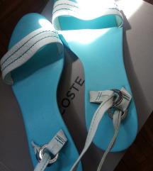 Lacoste kožne sandale 🐊