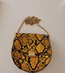 Zmijska torba mango