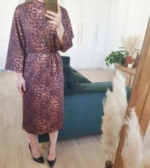 Zara leopard haljina