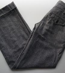 34 36 TopShop ženske duge hlače