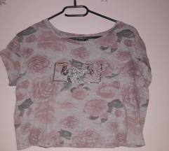 Siva crop majca na ruže