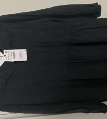 Zara midi haljina na volane s etiketom %🎀199kn