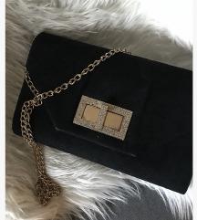 Svecana crna torbica