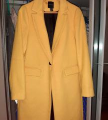 New look jednom nošen kaput