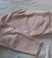 Stradivarius kožne hlače