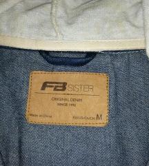 Jeans ženski prsluk