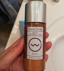 Frank body svjetlucavo ulje