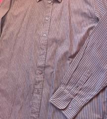 NOVA NORTH SPIRIT siva muška košulja