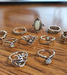 Razni lotovi prstenja