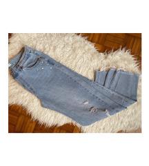 Nove mom jeans