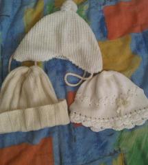 Lot kapica za bebe