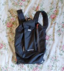 Sivi sportski ruksak