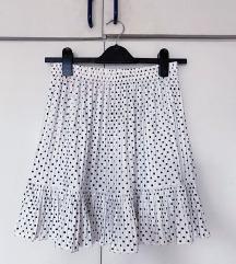 Zara suknja na točkice