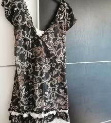 Cvjetna ljetna lagana haljina 44/46