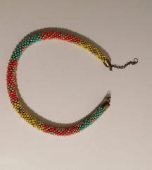 BERSHKA ogrlica