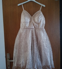 Zlatna haljina 38
