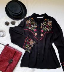 Zara cvjetna košulja