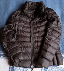 Crna lagana jakna