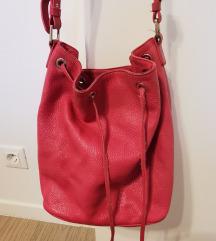 Trussardi pink torba