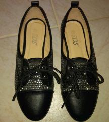 Cipele crne lagane