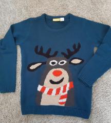 Božićna majica za dječaka 122/128