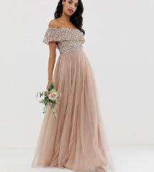 MAYA duga svečana haljina