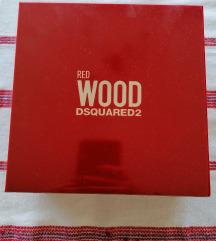 Dsquared2 wood set