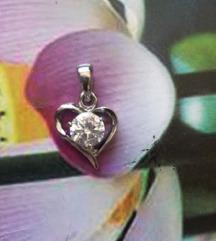 NOVI privjesak, srebro %% sav nakit od srebra 59kn