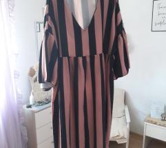 NOVA haljina na pruge