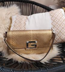 Guess zlatna torba