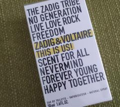 Zadig & Voltaire This is Us