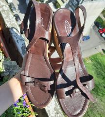 ❤️ Cuoieria sandale na petu (40) prava koža ❤️
