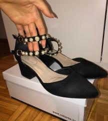 Cipele na petu, Shoe box, 37