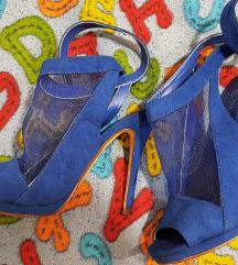 NOVO Cobalt plave štikle (SVE PO 20 i 30 HRK)