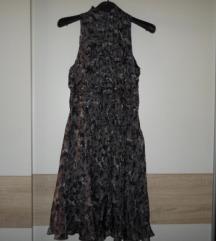 ZARA lepršava haljina od svile vel.S