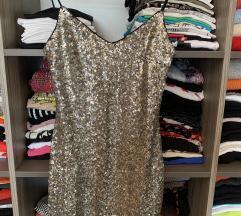 Zara sljokicasta haljina