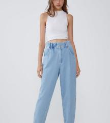 Zara hlače jeans novo