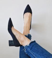 ZARA cipele na blok petu