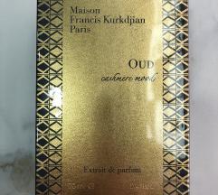 Maison Francis Kurkdjian OUD Cashemere Mood