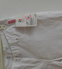 NOVE bijele traperice 44 broj sa etiketom!