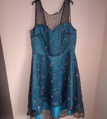 nova asimetrična haljina