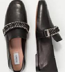 Max&Co loafers od prave kože
