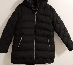 Zimska crna jakna