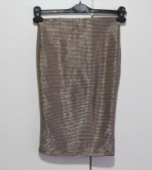 Zlatna Amisu uska suknja