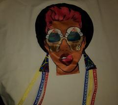 Majica/tunika s printom