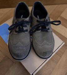 Mayoral sive cipele od brušene kože